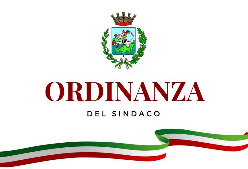 Chiusura per sanificazione – Ordinanza Sindacale N 6 del 01/03/2020